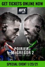 UFC 257: POIRIER VS. MCGREGOR II